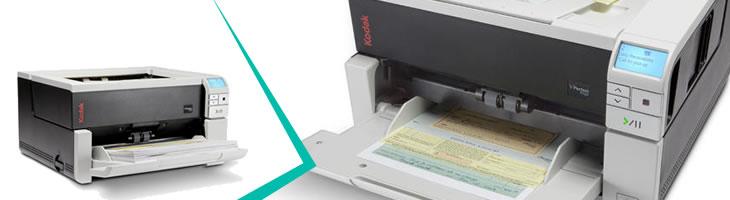 Kodak i3200 szkenner